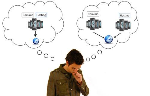 ¿Dominio y hosting en la misma empresa?